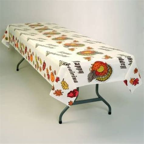 thanksgiving plastic table covers thanksgiving turkey banquet table cover thanksgiving