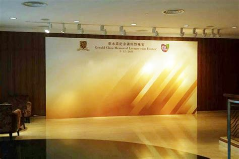backdrop design for annual dinner exhibition booth design ybexhibit is provide booth