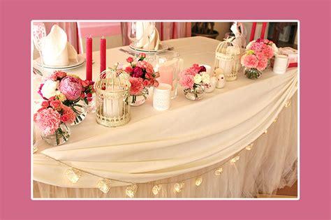Tischdeko Creme Hochzeit by Tischdeko 187 Hochzeitsdeko In Creme Und Rosa