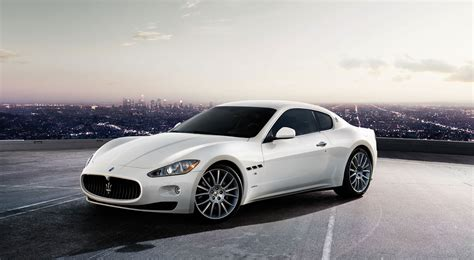 The Car Maserati Maserati Granturismo S 2009 Cartype