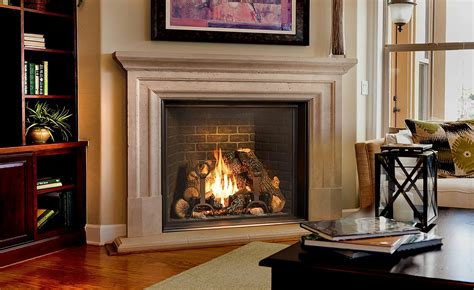 Fireplace Extraordinaire by Fireplace Xtrordinair 4237 Clean Gas Fireplace