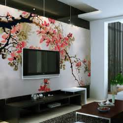 Mural Designs On Wall 40 Tv Wall Decor Ideas Decoholic
