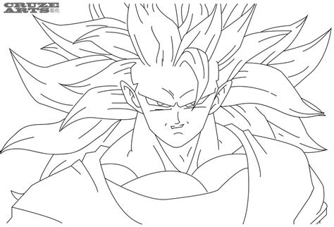 goku super saiyan 5 coloring pages az coloring pages