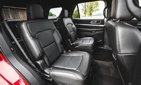 row seats sports 2016 ford explorer sport cars exclusive and