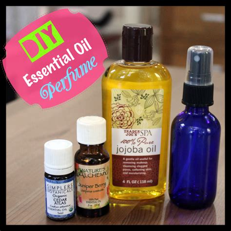 diy essential oils simple diy essential perfume vegan review