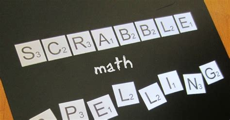 math scrabble relentlessly deceptively educational scrabble math