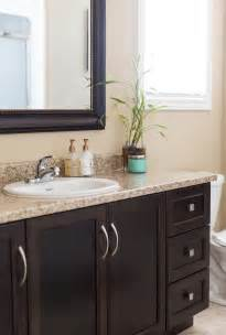 brown bathroom cabinet pin by delaine medders on cabinets and islands