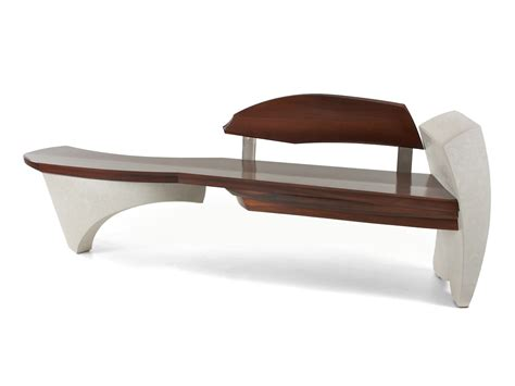 curved back bench press nico yektai bench 15 series 1 oxidized sapele with