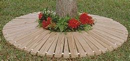 tree mat roll out and modular wood walkways and decks