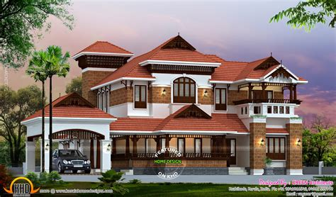 idea of nalukettu traditional home