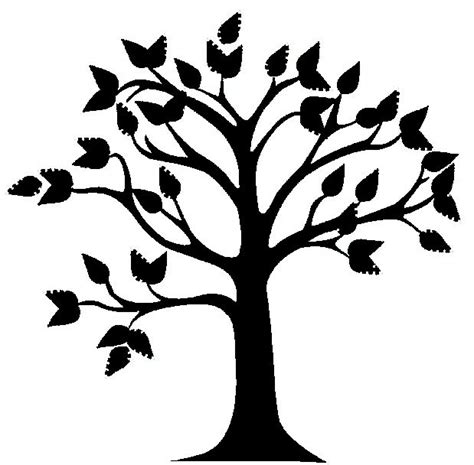black and white tree images clipart trees black and white free clipartsgram