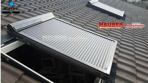 Dachfenster Mit Rolladen by Solar Rollladen F 252 R Braas Und Delta Atelier Dachfenster
