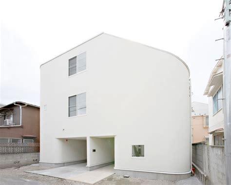 unique homes in japan slide house in tokyo