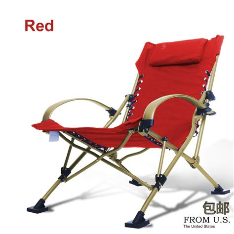 folding armchair fishing chairs beach chair portable folding chair aluminum