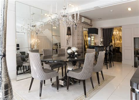 Crystal Dining Room designers reveal the decadent interiors of millionaires
