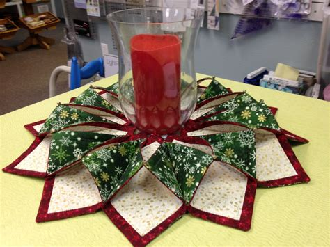 Superb Christmas Candle Rings Wreaths #7: Fold_stitch_wreath.jpg