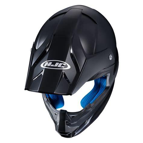 flat black motocross helmet hjc fg mx semi flat black helmet