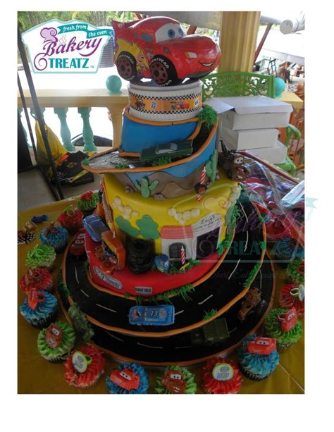 Cars Themed Birthday Cake Ideas by Cars Themed Birthday Cakes Cars Cakes Ideas Part 1