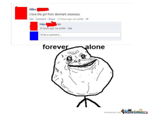 For Ever Alone Meme - fb for ever alone by bro do you even lift meme center