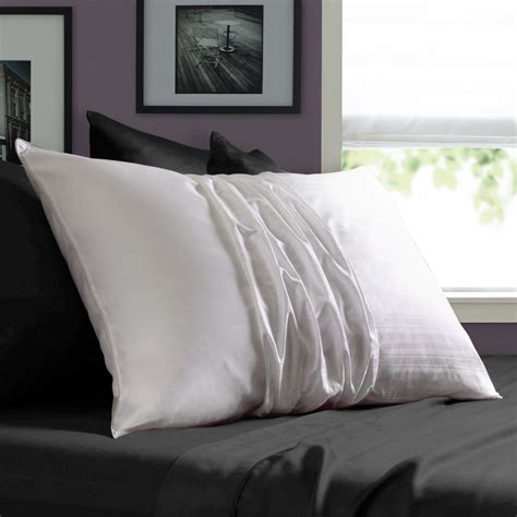 luxury bed pillows luxury pillow protector pacific coast bedding
