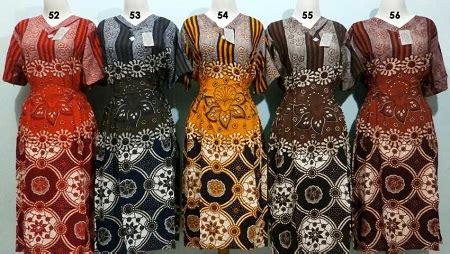 Termurah Kimono Panjang Batik Kencana Ungu Baju Tidur Wanita Pria Had obral baju daster batik murah 18ribu