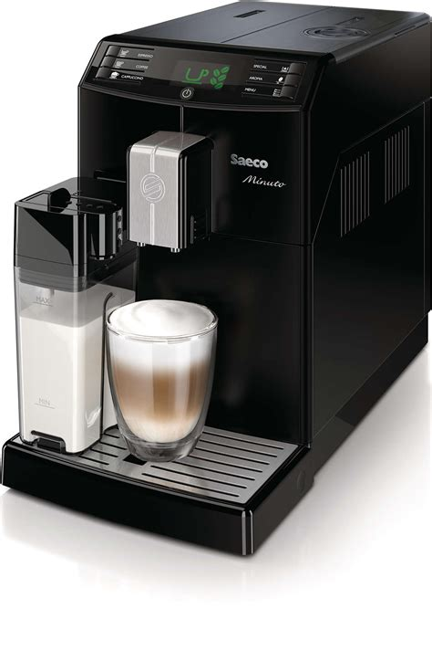 koffiemachine saeco minuto minuto kaffeevollautomat hd8763 01 saeco