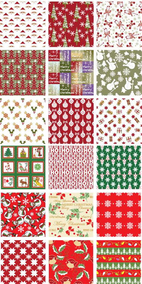 pattern christmas free vector patterns vector graphics blog page 9