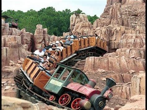 magic kingdom big thunder mountain railroad new