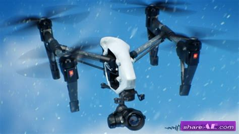 Videohive Quadcopter Phantom 187 Free After Effects Templates After Effects Intro Template Shareae Drone Intro Template