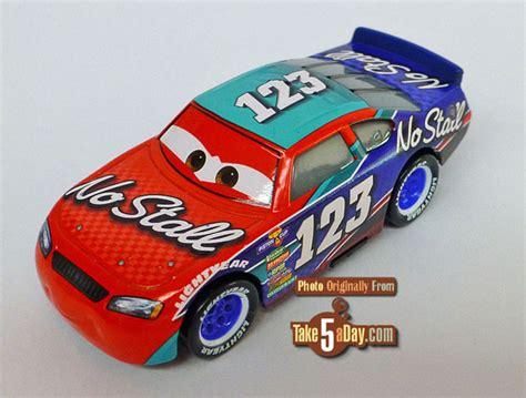 Cars Mini 3 Racers No 1 2 3 4 No 5 mattel disney pixar cars 3 todd drives on take