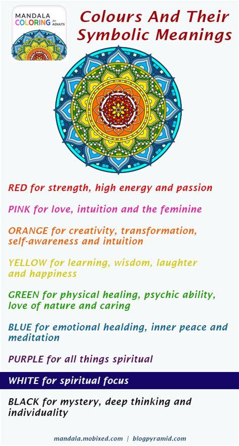 mandala meaning of colors unlock the healing power of the mandala evolve