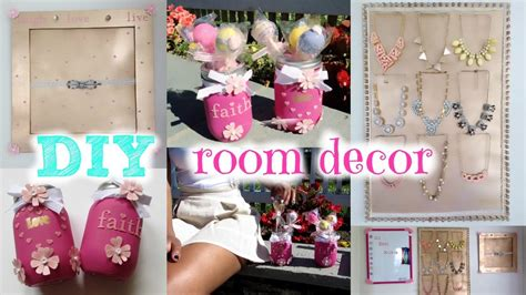 Teenage Bedroom Decorating Ideas by Diy Room Decor For Summer Cute Cheap Amp Easy Tips