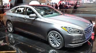 Hyundai Premium Brand Hyundai Genesis Joins New Premium Brand As The G80