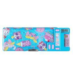 Smiggle Work It Out Hardtop Pencil Pink image for smiggle pals pencil from smiggle work