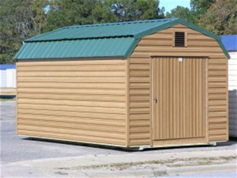 Metal Shed Roof Installation by Gambrel Pro Built Barns Buildings And Sheds