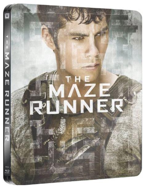 maze runner film alta definizione i blu ray e dvd di gennaio da tartarughe ninja a lucy