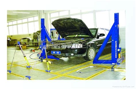 Bench Products Online Auto Body Collision Repair System Ul L133 Floor System