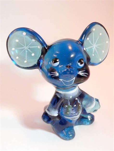 mouse for glass 645 best images about fenton glassware on pinterest