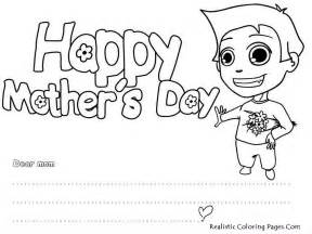 printable mothers day cards to color free printable mothers day card 509260 171 coloring pages