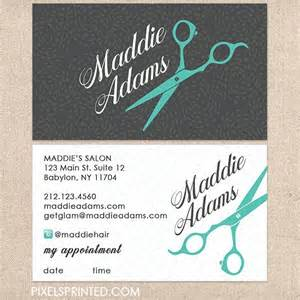 hairdresser business cards 25 best ideas about hairstylist business cards on