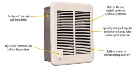 bathroom wall heater 120v fahrenheat electric wall heater 1500 watt 120v model