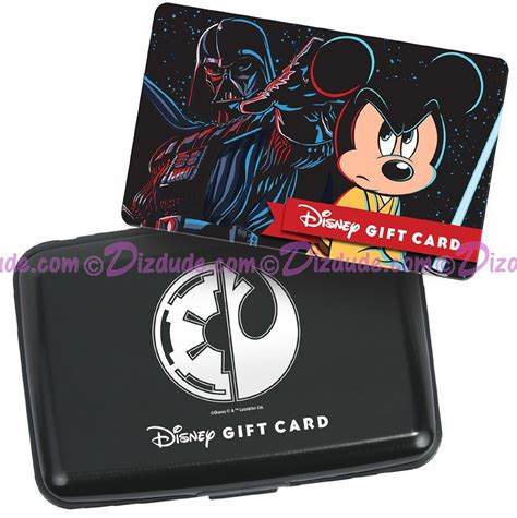 Limited Gift Card - dizdude com galactic gathering gift card with case limited edition disney galactic