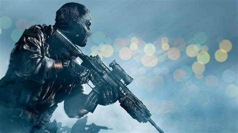 wallpaper game call of duty ghost full hd wallpaper call of duty ghosts soldier rifle