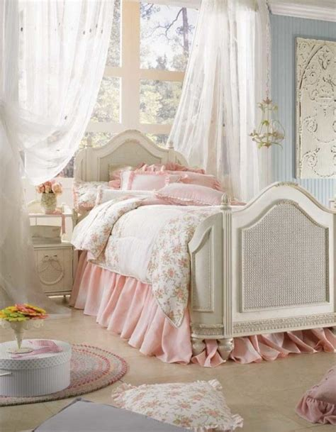 shabby chic bedrooms 33 sweet shabby chic bedroom d 233 cor ideas digsdigs