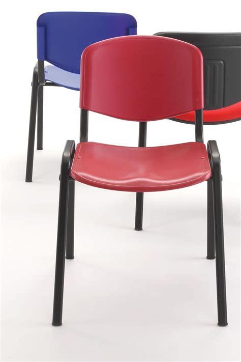 sedie pvc ml100 pvc sedia da attesa con seduta e schienale in pvc