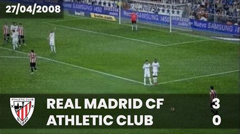 liga    real madrid cf  athletic club
