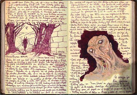 sketchbook for the artist inside the sketchbook guillermo toro s cabinet of