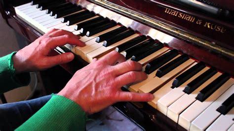 youtube tutorial blues piano quot eh las bas quot new orleans rumba blues piano tutorial youtube