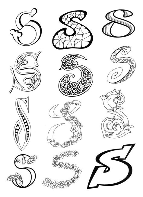 tattoo fonts letter k 17 best ideas about letter s on letter