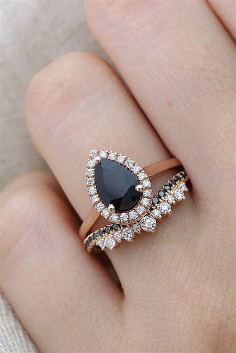 30 unique wedding rings that will take your heart when